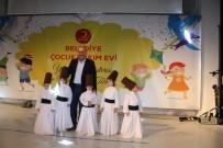 Belediye Çocuk Bakımevinde Mezuniyet Töreni Düzenledi