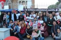 ÇOCUK GELİŞİMİ - Bergama'nın İlgili Babaları Uluslararası Bergama Kermesinin Gözbebeği Oldu