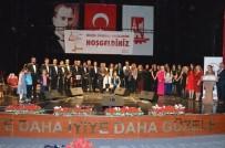 HALK OYUNLARI YARIŞMASI - Bilecik 2. Öğrenme Şenliğinde Kapsamında 'Konser Gecesi' Düzenlendi