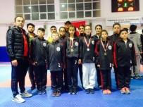 GENÇLİK VE SPOR BAKANLIĞI - Bilecik Belediyesi Taekwondo Takımı Umut Vaat Ediyor