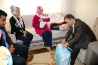 MEHMET YAŞAR - Birecik'te Hoş Geldin Bebek Projesi Başlatıldı