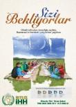 HAYIRSEVERLER - Bitlis İHH'dan Ramazan Kumanyası
