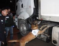 Bursa'da 162 Kilo Eroinle Yakalanan 2 Kişi Hakim Önünde