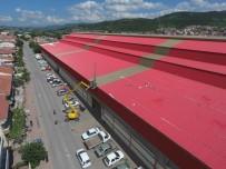 ALÜMİNYUM - Çan Belediyesi Kapalı Pazar Yeri Güçlendiriliyor