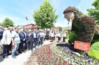 AZIZ KOCAOĞLU - Çiçeğin Başkenti Bayındır'da Yüzler Gülüyor