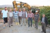 BORU HATTI - Çine'de Çiftçiler Plansız Toplulaştırmaya İsyan Etti