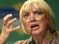 MUHALEFET PARTİLERİ - Claudia Roth Türkiye'yi Suçladı