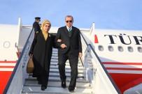 BELÇIKA - Cumhurbaşkanı Erdoğan Brüksel'de