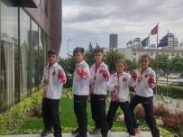 KARATE - Darıcalı Sporcu Balkan Üçüncüsü Oldu