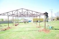 KANALİZASYON - Develi Belediyesi'nin Yol Yapım Çalışmaları Devam Ediyor