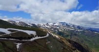 METEOROLOJI - Doğuda Kar Yağışı