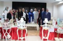 ALÜMİNYUM - Dörtyol Halk Eğitim Merkezi Yıl Sonu Sergisi Görücüye Çıktı
