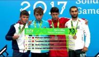 ALTIN MADALYA - Düzce Üniversitesi Öğrencisi Demirci Azerbaycan'da Altın Madalya Kazandı