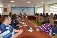 FEN BILIMLERI - Düzce Üniversitesinin Enstitüleri Değerlendirildi