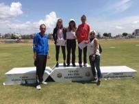 ŞEYH EDEBALI - Edanur, Atletizmde Türkiye Birincisi Oldu