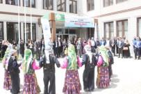 HALK EĞİTİM - Edremit'te Yılsonu Sergisi
