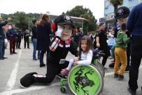 ÇEVİK KUVVET - Engelli Polis Çocukları İçin Eğlence
