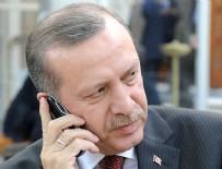 HASAN RUHANİ - Erdoğan'dan Ruhani'ye tebrik telefonu!