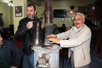 METEOROLOJI - Erzurum'da Mayısın 24'Ünde Soğuk Hava Etkisini Sürdürüyor