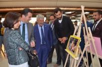 RESIM SERGISI - Esas 67 Burda AVM'de Gönül Bağı Projesi Sergisi Açıldı