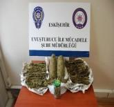 Eskişehir Polisinin Yıl İçindeki Uyuşturucu İle Mücadele Çalışması