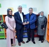 HAYIRSEVER İŞ ADAMI - Esma Biltaci Kültür Ve Sanat Merkezine 'Murat Topgül' Kütüphanesi Açıldı