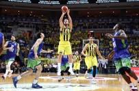 ÜLKER - Fenerbahçe farklı yendi