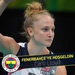 AZERI - Fenerbahçe Kadın Voleybol Takımı'ndan İki Takviye