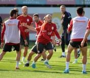 METİN OKTAY - Galatasaray, Alanyaspor Maçı Hazırlıklarını Sürdürdü