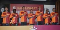 AHMET ÇALıK - Galatasaray, Yeni Sezon Parçalı Formasını Tanıttı