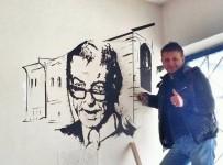 EDEBIYAT - 'Hababam Sınıfı' Karakterleri Okulun Duvarlarını Süslüyor