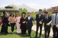 HAKKARI ÜNIVERSITESI - Hakkari Üniversitesinde Mezuniyet Töreni
