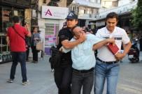 POLİS MÜDAHALE - Hatay'da İzinsiz Gösteri Yapmak İsteyen 18 Kişi Gözaltına Alındı