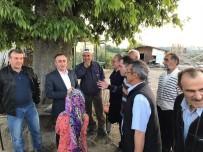OLTAN - İmamlık Yaptığı Mahalleyi Kaymakam Olarak Ziyaret Etti
