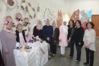İnönü'de 790 Kursiyerin El Emekleri Beğeniye Sunuldu