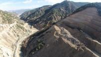 ENERJİ TASARRUFU - Isparta Darıderesi 2 Barajı'nda Çalışmalar Devam Ediyor
