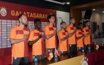 AHMET ÇALıK - İşte Galatasaray'ın yeni sezon forması