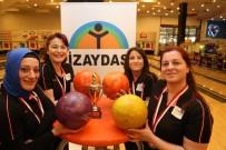 BOWLING - İZAYDAŞ 5. Geleneksel Bayanlar Bowling Turnuvası Tamamlandı