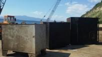 MOTORIN - İzmir'de kaçak akaryakıt ele geçirildi