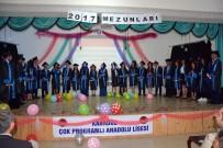 İMAM HATİP LİSESİ - Kabadüz'de Mezuniyet Töreni