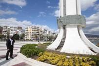 KADıN HAKLARı  - Karşıyaka'nın Simgesi 'Anıt' Yenileniyor