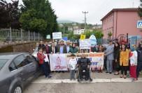 SOSYAL YARDIM - Kartepeli Minikler Engellileri Unutmadı