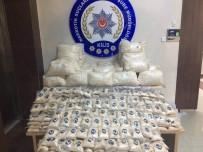 UYUŞTURUCU TİCARETİ - Kilis'te 1 Milyon 878 Bin Adet Uyuşturucu Hap Ele Geçirildi