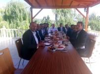 Kilis'te MHP İl Teşkilatı Kahvaltıda Buluştu