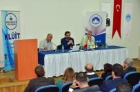 MALİ MÜŞAVİR - Kırklareli'de 'Kurumsallaşma Ve Sermaye Piyasalarına Giriş' Paneli