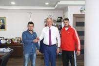 KıRKPıNAR - Kırkpınar Öncesi Gülümseten Başarı