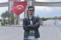 SELÇUK ÜNIVERSITESI - KMÜ'lü Demircioğlu'nun Projesi Üçüncü Oldu
