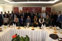 İLETİŞİM FAKÜLTESİ - Kocaeli Basını, KOÜ İletişim Fakültesi Eğitmenleriyle Buluştu