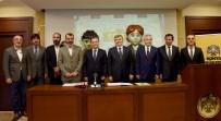 HASSASIYET - Konya Büyükşehir Belediyesi,'Emiray' Çizgi Dizisi İçin TRT İle Protokol İmzalandı