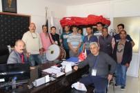 ZABITA MÜDÜRÜ - Kuşadası Belediyesinden Davulculara Denetim